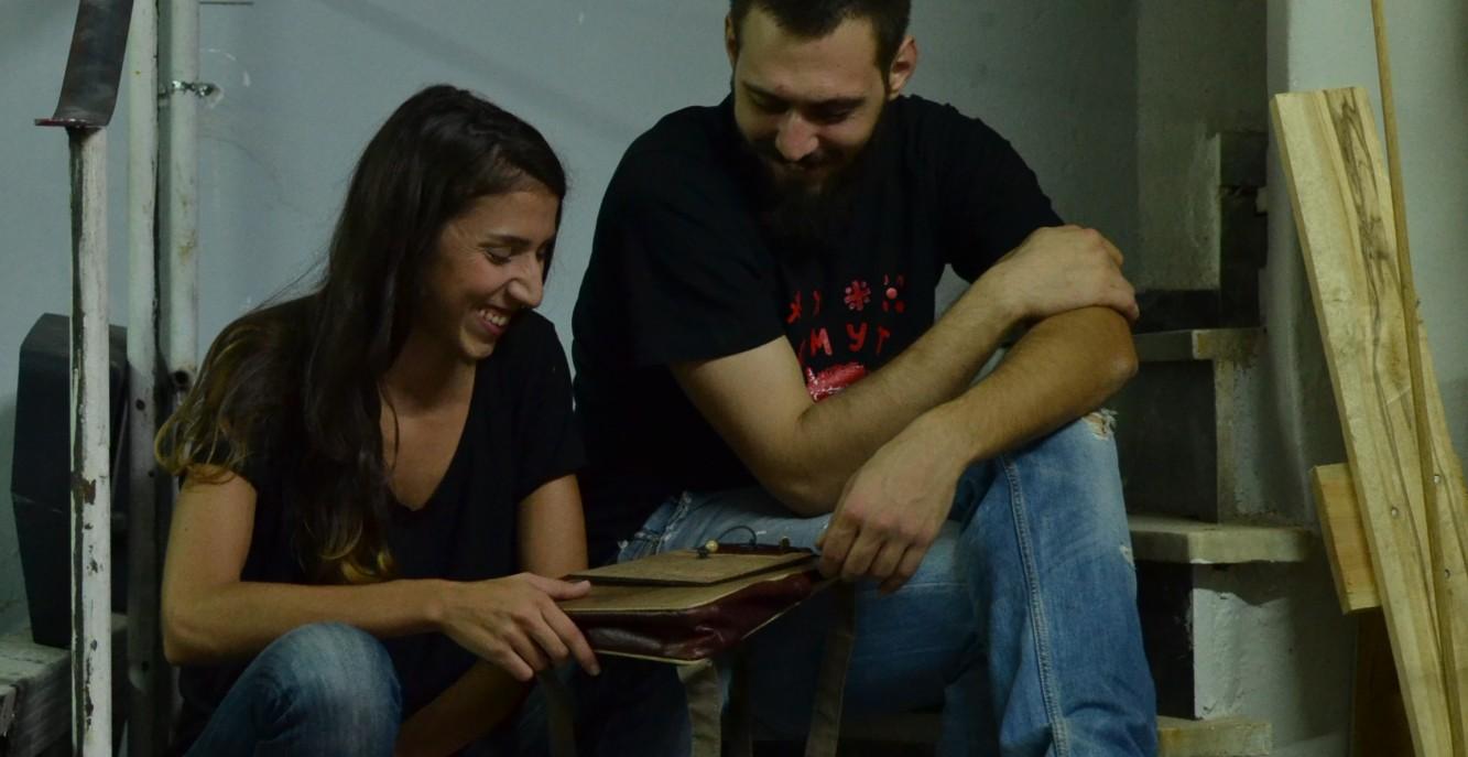 HUFFINGTONPOST: orphans' 1618 / ξύλινες τσάντες