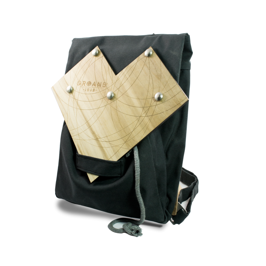 TULIPWOOD GRAPHITE BACKPACK
