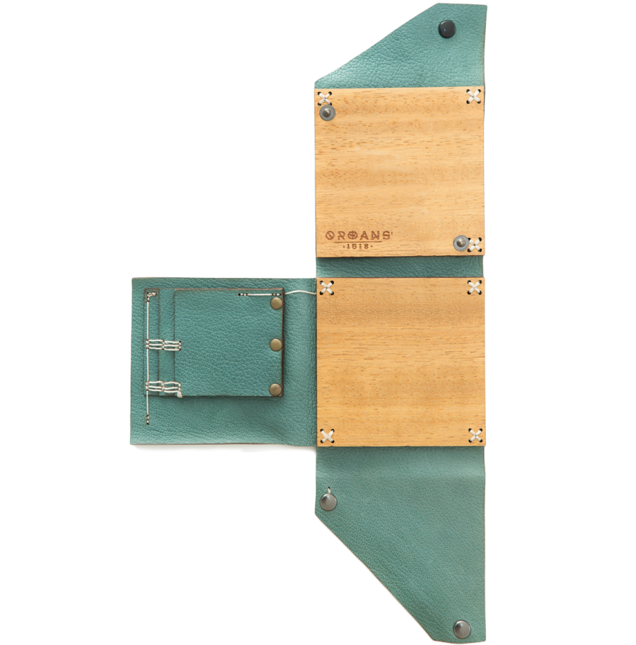 iroko-wallet-green-open-back