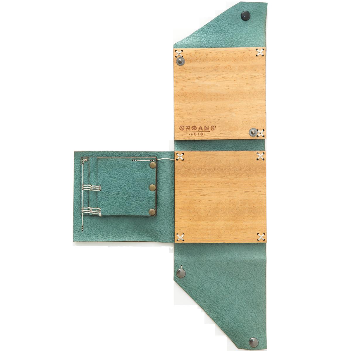 iroko-wallet-green-open-back
