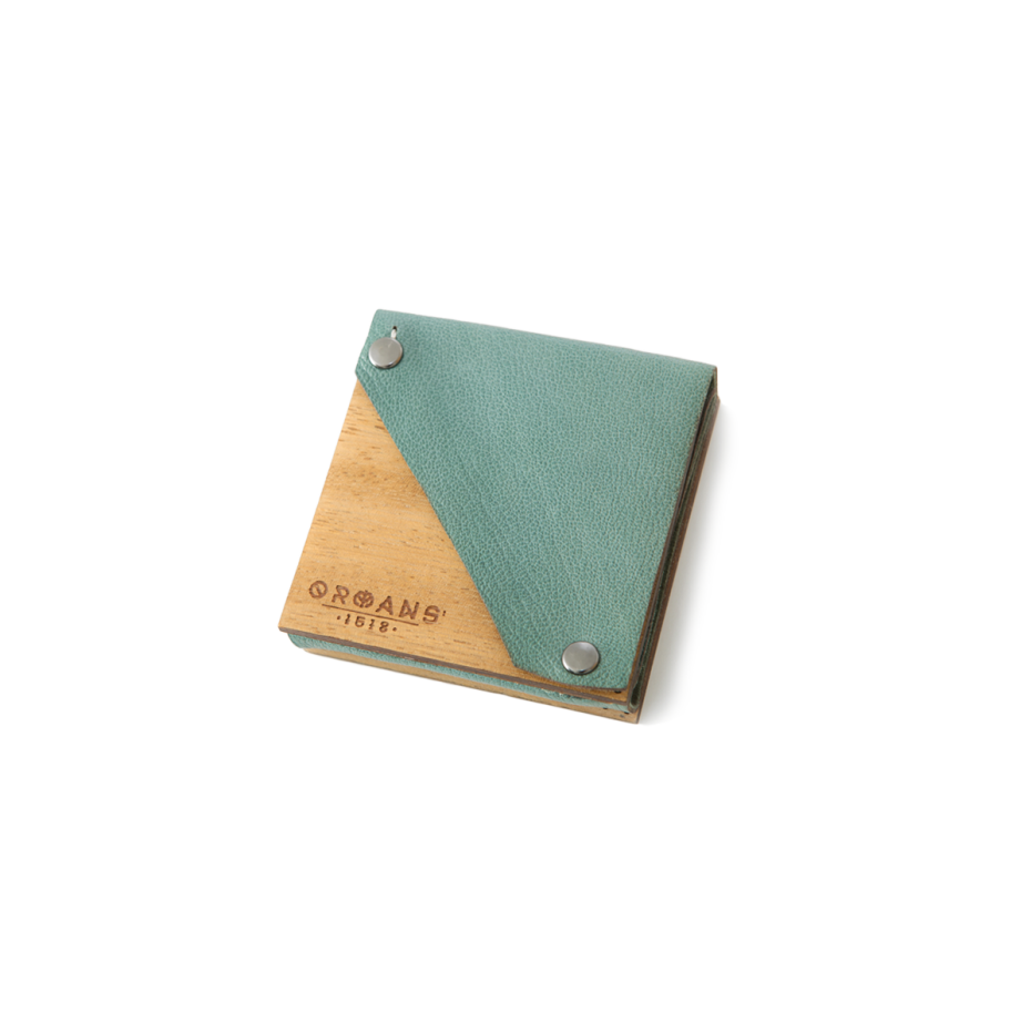 irono-wallet-green-front