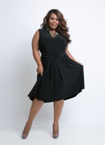 black-plus-size-dress-RACQUEL-216x300